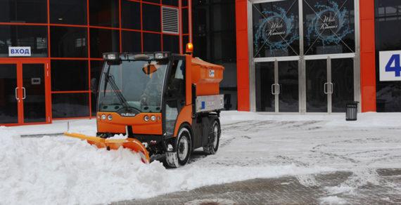 Лопата для уборки снега аляска